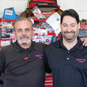 Country Tire & Auto — Plenty Of 'Good Years'
